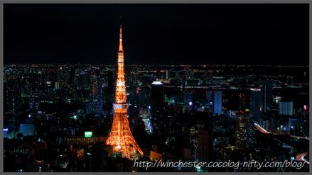 東京タワー2009